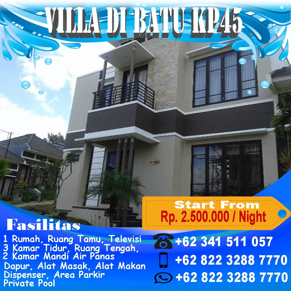 Villa di Batu KP45