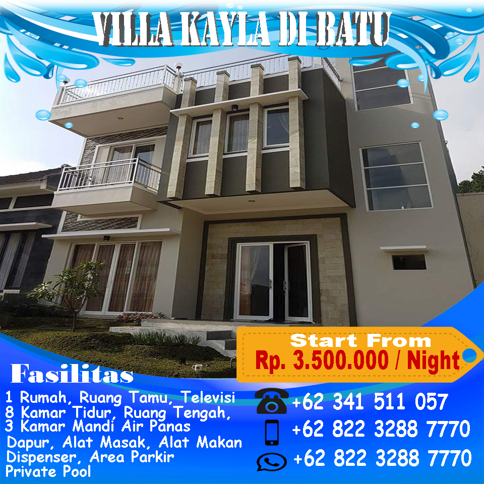 Villa Kayla di Batu