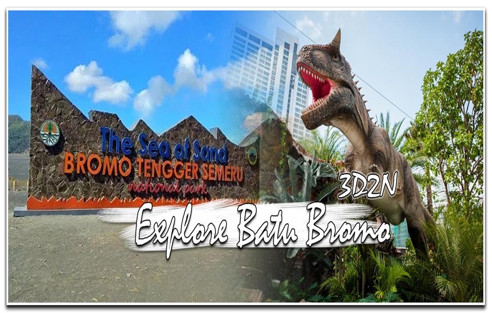 Paket Wisata Malang Bromo 3D2N