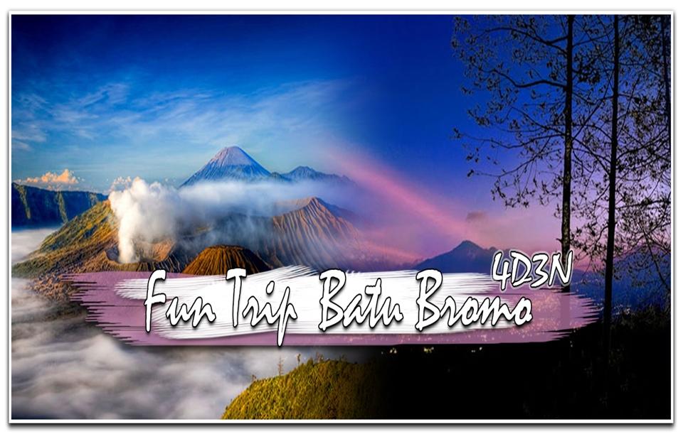 Paket Wisata Malang Bromo 4D3N