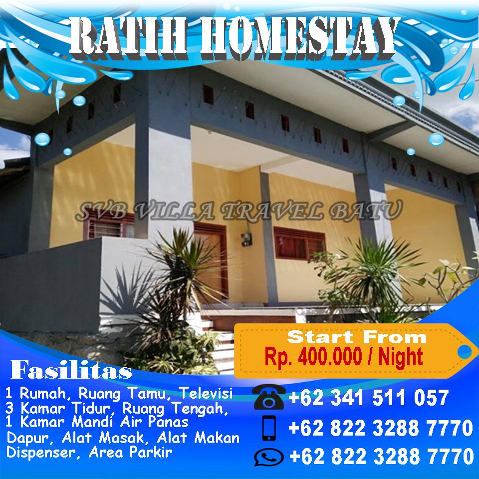 Ratih Homestay Batu