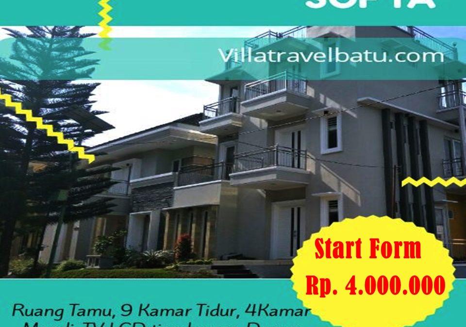 Villa Softa Batu