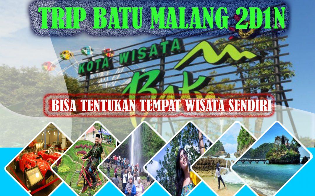 Paket Wisata Batu Malang 2D1N