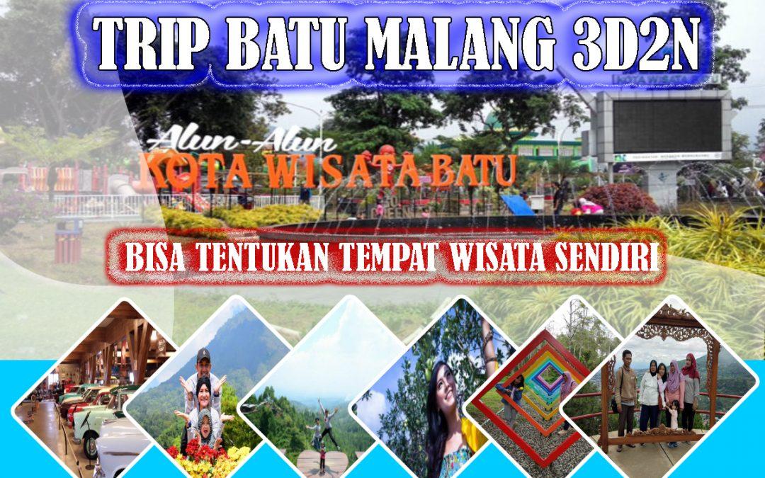 Paket Wisata Batu Malang 3D2N