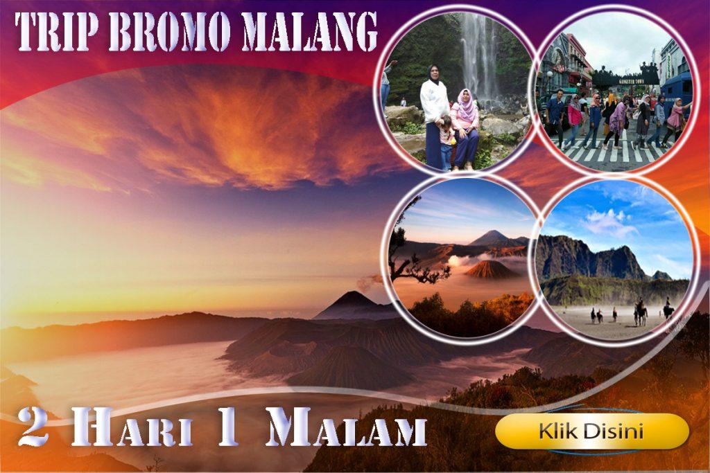 Paket Wisata Malang Bromo 2D1N
